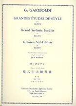 Grandes Etudes De Style Op134