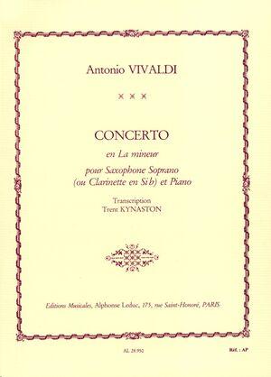 Concerto FVII/5 RV461 In A Minor