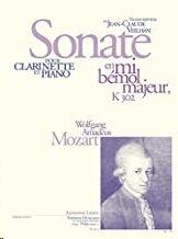 Sonate En Mi B'mol Majeur K302
