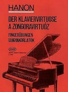 Hanon - The Virtuoso Pianist Piano
