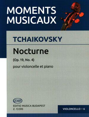 Nocturne Cello and Piano