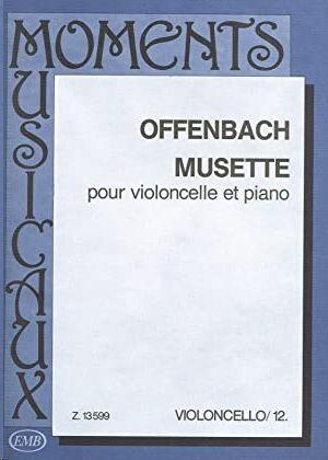 Musette Cello and Piano