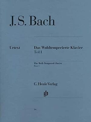Well-Tempered Clavier BWV 846-869 Vol. 1