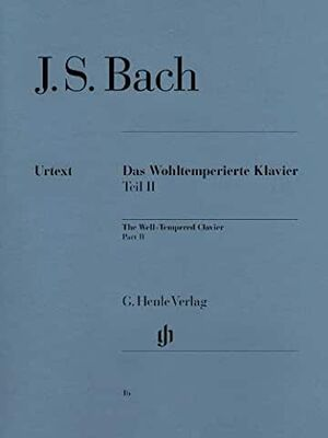 Well-Tempered Clavier BWV 870-893 Vol. 2