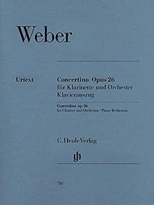 Concertino for Clarinet and Orchestra op. 26