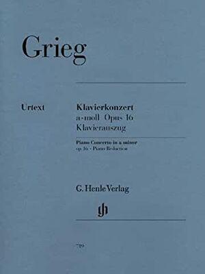 Piano Concerto a minor op. 16