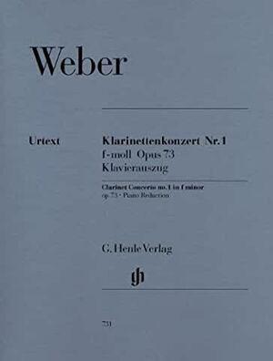 Clarinet Concerto No. 1 f minor op. 73/1