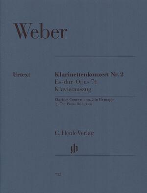 Clarinet Concerto no. 2 E flat major op. 74/2