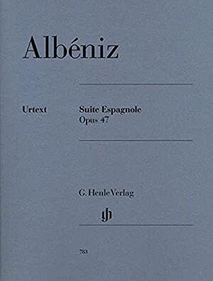 Suite espagnole Op. 47 op. 47