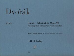 Dumky - Piano Trio op. 90