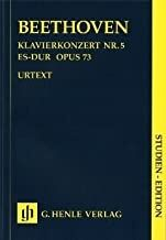 KLAVIERKONZERT Nº5 EN MI BEMOL MAYOR  OP73 (FULL SCORE)