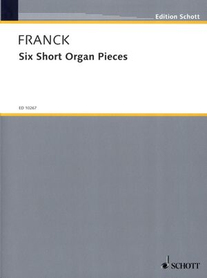 Six Short Organ Pieces