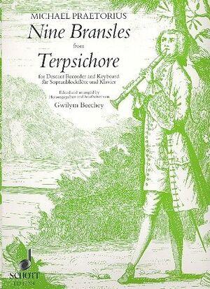 Nine Bransles from Terpsichore