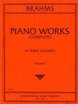 Complete Piano Works Volume 1