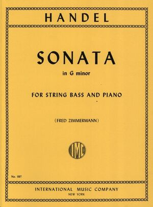 SONATA G Minor