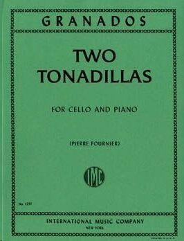 Two Tonadillas