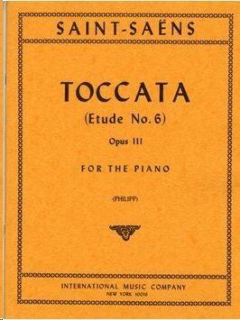 Toccata op.111