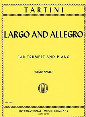 LARGO & ALLEGRO Trp Pft