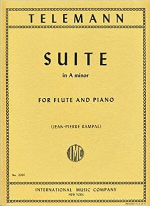 SUITE A Min Fl Pft6 FOR FLUTE AND PIANO