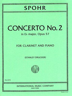 Concerto No. 2 E flat major