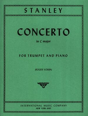 Concerto C major