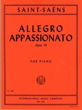 Allegro Appassionato op.70