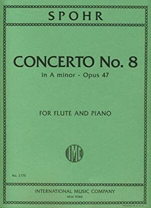 Concerto No.8 A minor op. 47