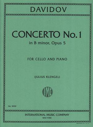 Concerto No.1 B minor op. 5
