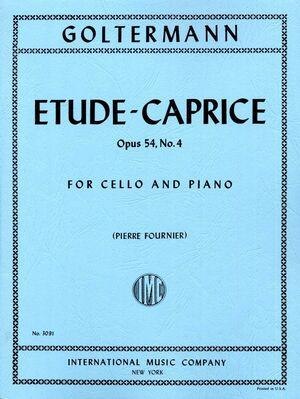Etude-Caprice op. 54/4