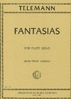 TWELVE FANTASIAS Solo Fl