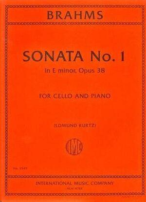 Sonata No.1 E Minor Op.38