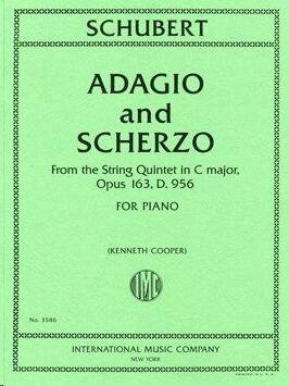 Adagio and Scherzo from the Quintet C major op.136 D956