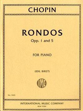 Rondos Op.1 & Op.5