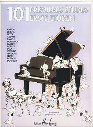 101 Premieres Etudes