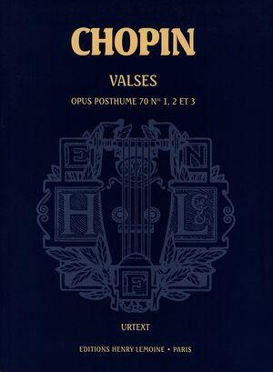 Valses Op.70 posthume (3)