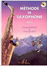 Méthode de saxophone Vol.2