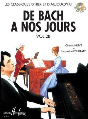 De Bach … nos jours Vol.2B