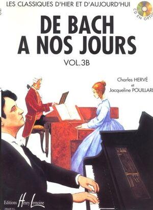De Bach … nos jours Vol.3B