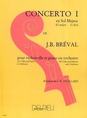 Concerto n°1 en Sol maj.