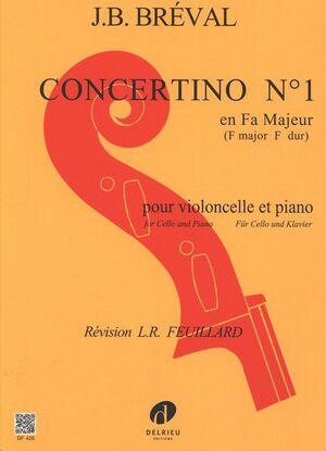 Concertino n°1 en Fa maj.