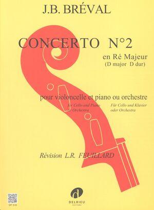 Concerto n°2 en Ré maj.