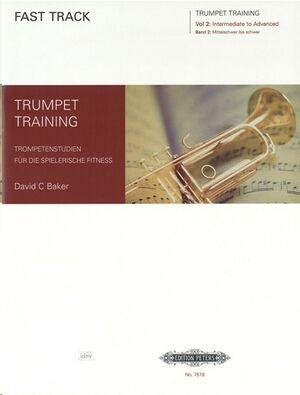 Trompetenstudien für die spielerische Fitness: Band 2