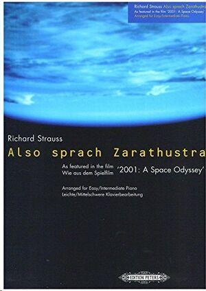 Also sprach Zarathustra: Einleitendes Thema