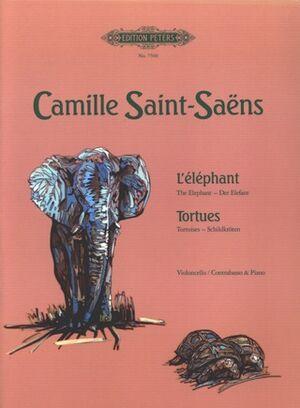 L'éléphant (Der Elefant) - Tortues (Schildkröten)