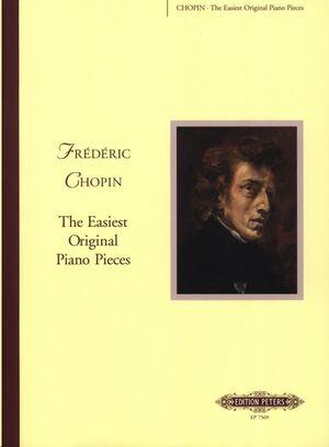 Die leichtesten Original-Klavierstücke