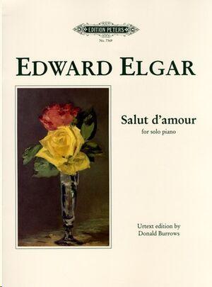 Salut d'amour E-Dur op. 12