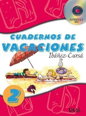 Cuadernos de Vacaciones, Volumen 2