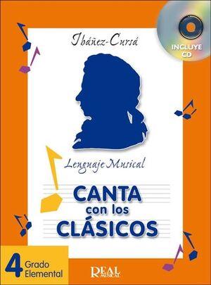 Canta Con Los Clásicos, Vol.4 - Grado Elemental