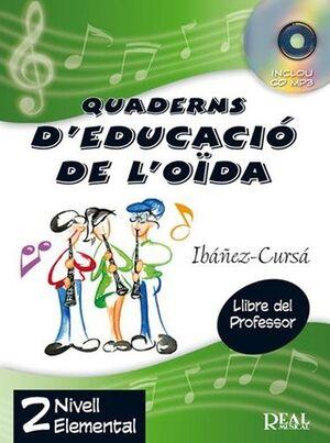 Quaderns d'Educació de l'Oïda, Vol.2 - Elemental